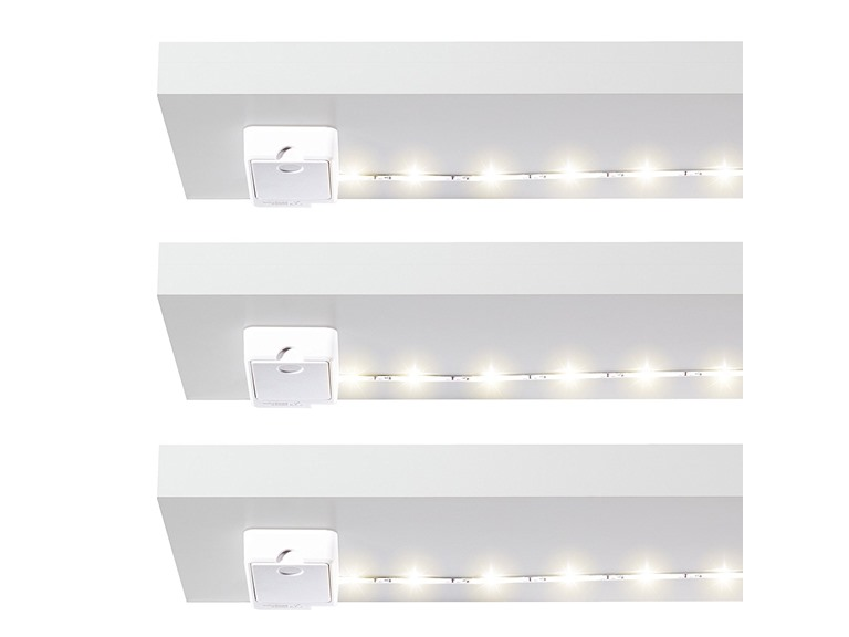 Luminoodle Click Strip Lights (3-Pack)