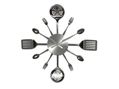 "Home Essentials Utensils 23"" Clock"
