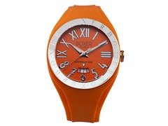 Men's BOX 40 ORANGE Orange Dial Watch