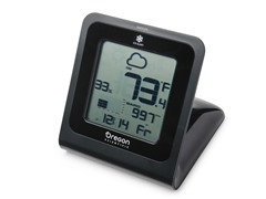 Touch Thermometer w/Humidity & Weather