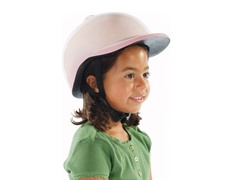 Pink Bicycle Helmet