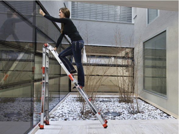 Little Giant Lt 17 Multipurpose Ladder