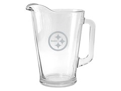Steelers Satin Etched Pitcher