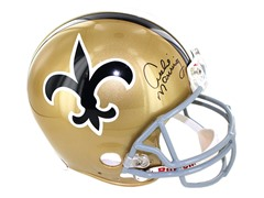 Archie Manning Signed New Orleans Saints