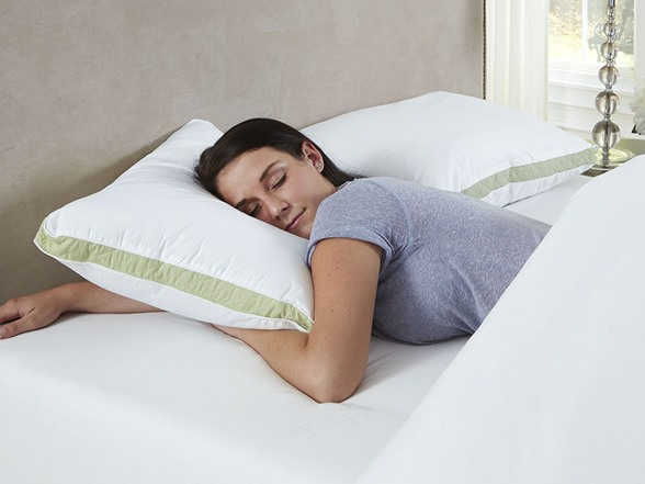 how to choose maternity pillow stomach sleeper