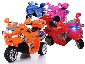 Lil' Rider FX Motorcycle 6-Colors