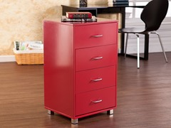 4-Drawer Multipurpose Storage Cabinet