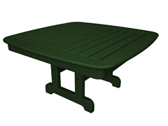 Nautical Conversation Table, Green