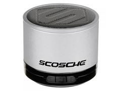 Scosche Portable Bluetooth Speaker (3 Colors)