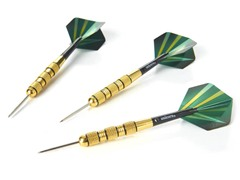 Unicorn GT-125 Brass Dart Set