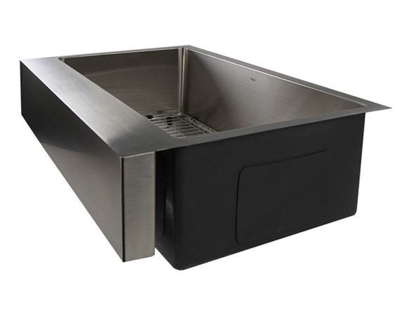 Ez Apron 33 Pro Series Stainless Steel Sink
