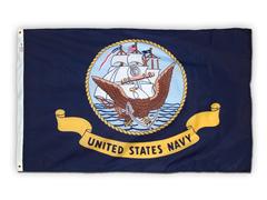 Navy Flag 3 x 5 Flag
