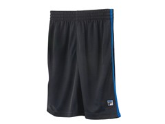 Fila Heritage Shorts - Rich Black (8-20)