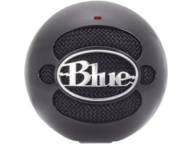 Blue Microphones Snowball Pro Quality USB Mic: 4 Colors