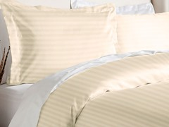 Duvet Cover Set-Ivory-2 Sizes