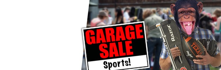 The Sport.Woot Garage Sale