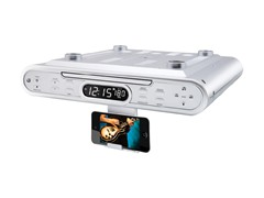 GPX Undercabinet CD Player and Radio