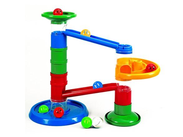 Ball Drop Toy : Rollipop advanced ball drop set kids toys