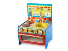 Pretend & Play In My Kitchen