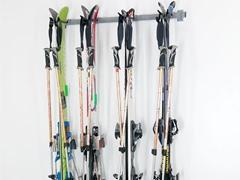 51-Inch 4-Ski Rack