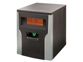 Lifesmart Lifezone 1500w 6 Element Infrared Heater From