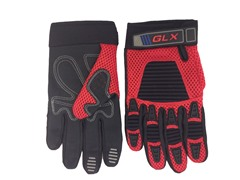 Off-Road Gloves - Red