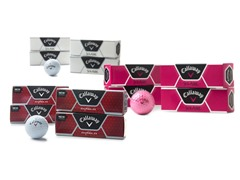 Callaway Golf Ball 12-Pack (Your Choice)