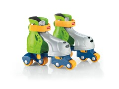 Fisher-Price Grow With Me 1,2,3 Inline Skates