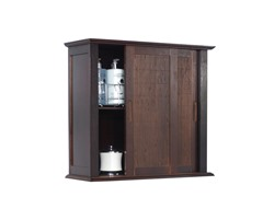 TMS Bamboo Wall Cabinet