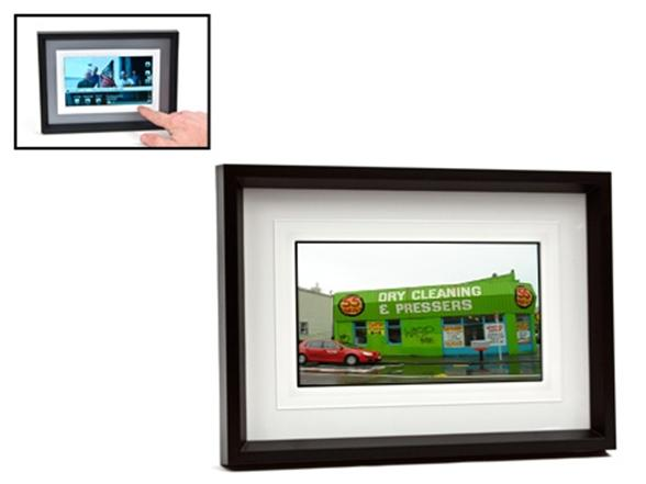 Kodak 7 Digital Picture Frame With Quick Touch Border