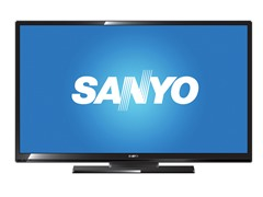 "SANYO 42"" 1080p LED HDTV"