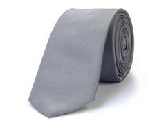 Silk Tie, Grey