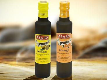 Asaro Agrumati Flavored Olive Oils