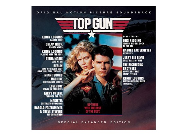 Top Gun Ost Expanded Edition