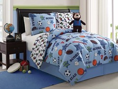 Reversible Bedding Set (Twin or Full) Bear