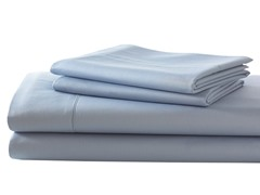 1000TC Sheet Set-Blue-3 Sizes