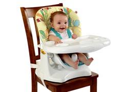 Bright Starts Chair Top High Chair