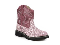 Animal Boot - Pink (Tod 9-Kid 3)