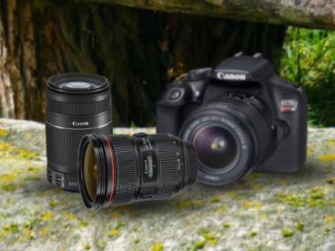 Canon Camera Lenses for Your New Canon Camera