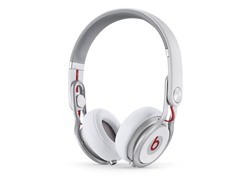 Mixr On-Ear Headphones - White