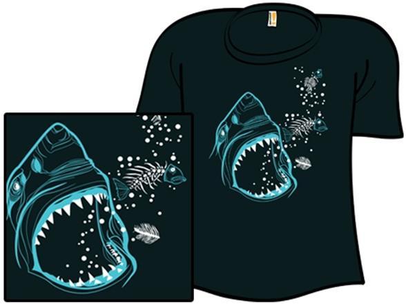 Shark Attack!!! T Shirt 7ea176b0-d5e2-4c5b-8a7d-294ff737afe8