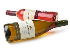 Pedroncelli Rose and Chardonnay Case