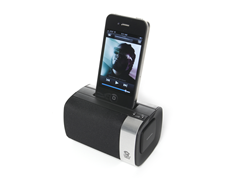 iPod/iPhone Dock Speaker System
