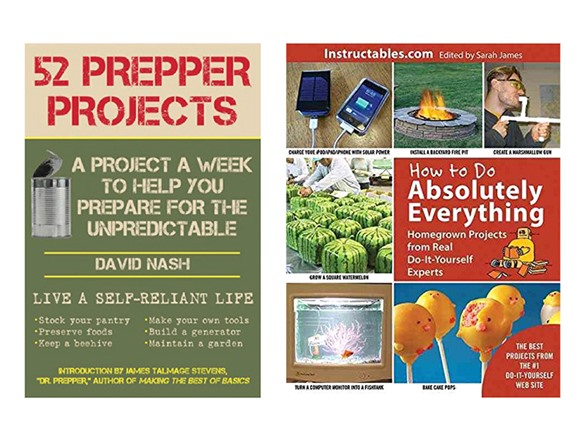 2pk books diy prepper projects solutioingenieria Images