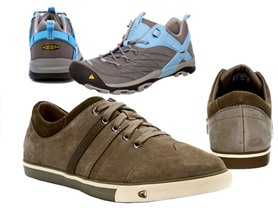 KEEN Men's and Women's Shoes