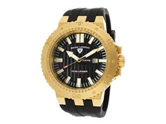 Challenger Watch, Black / Gold