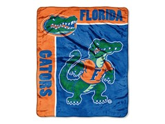 Florida Plush Throw