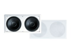 Dual 8'' In-Wall High Power Subwoofer