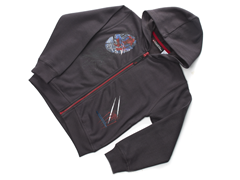 Spider-Man Hooded Sweatshirt (5/6 - 7)