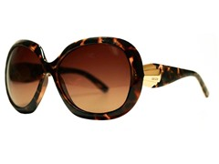 Polarized Eliza Sunglasses, D. Tortoise